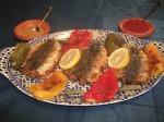 Sardines au poivre