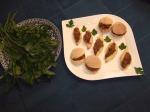 Caviar d'aubergine et chekchouka
