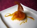 Gâteau à l'orange et à l'amande