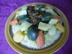 Couscous aux 7 légumes