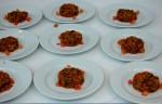 Courgettes sautées à la tomate au cumin etcitron